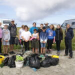 Tiree 2019_Litter Picking